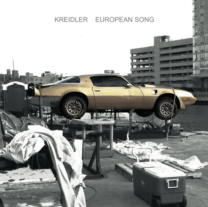 Kreidler EUROPEAN SONG, Rosemarie Trockel